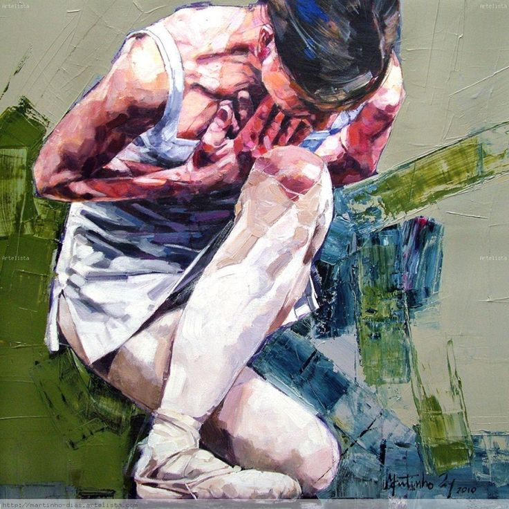 Martinho Dias 1968 | Portuguese Abstract Realism painter