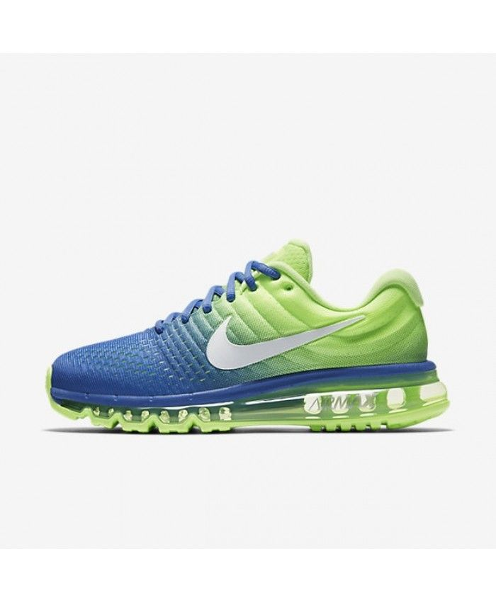 Nike Air Max 2017 Womens Polar Ghost Green White Shoes  28c6ca0d2