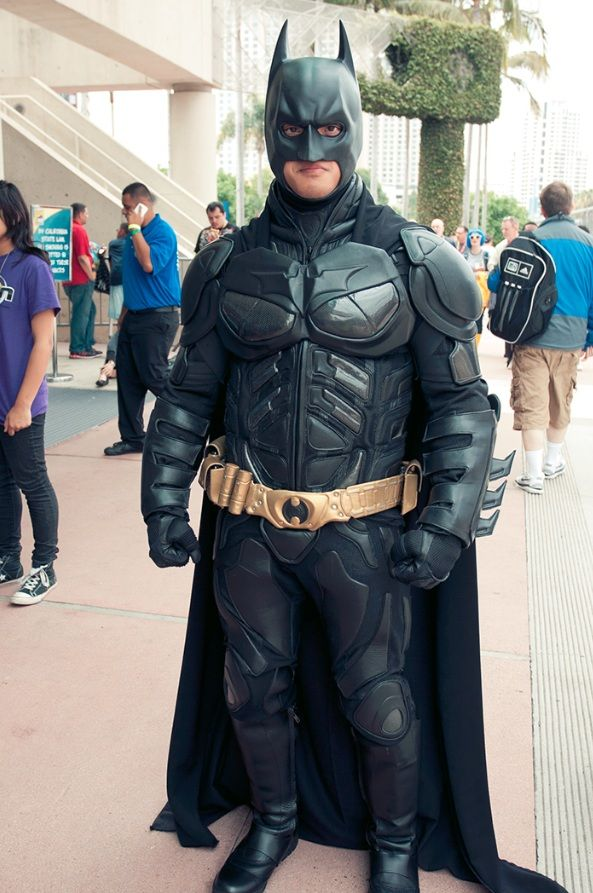 Batman from SDCC.: Comic Cosplayers, Cosplay Costumes, Cosplayer Costumes, Batman Cosplay, Comic Con Sdcc, Comic Con 2012