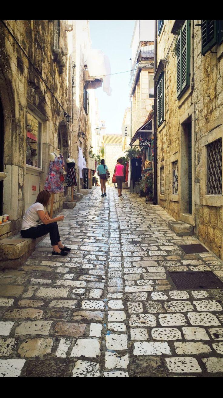 Wander in the streets of Split, Croatia 🇭🇷