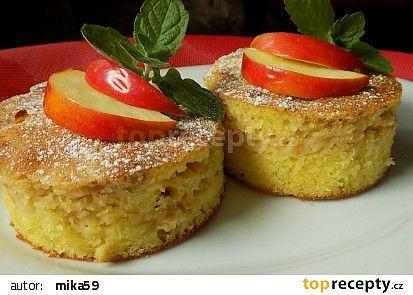 Rychlý jablečník recept - TopRecepty.cz
