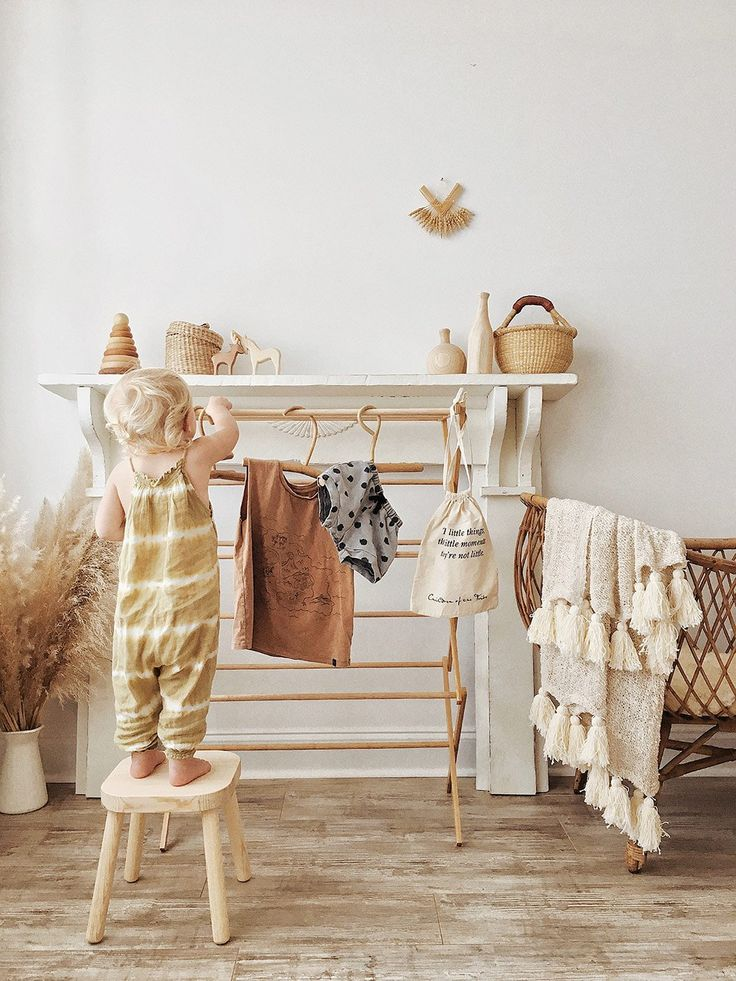 A child's room