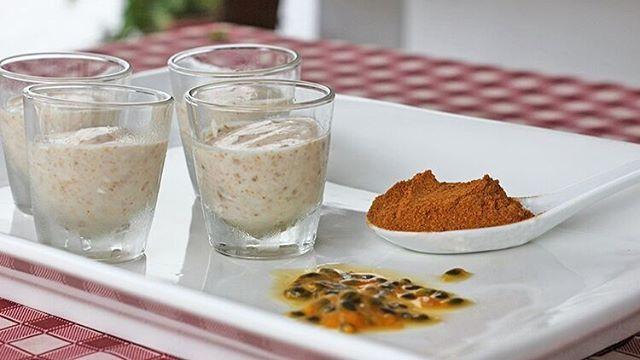 #Cocinaconnativ un exquisito Mousse light con #rosamosqueta revisa la receta en…