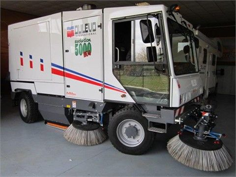 2008 DULEVO 5000 Sweepers / Broom Equipment For Sale At MarketBook.ca