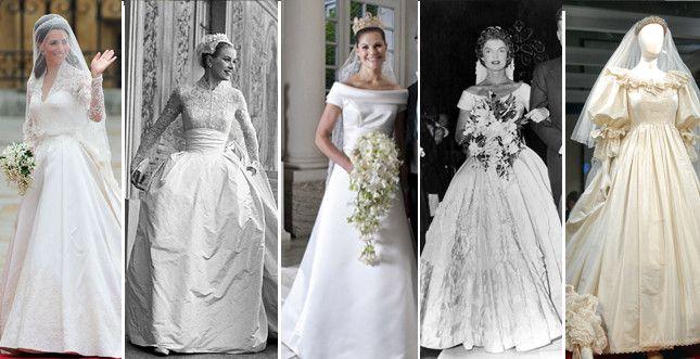 Gli stilisti piu famosi di abiti da sposa