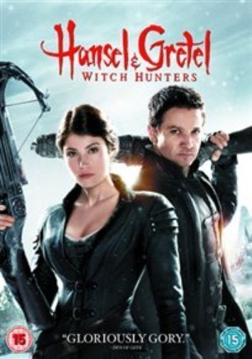 Hansel And Gretel - Witch Hunters (DVD, 2013) New un opened.