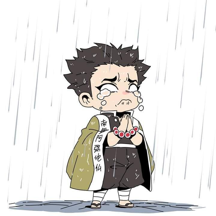 Demon Slayer( Kimetsu No Yaiba) Photo+memes - Hashira in rain ...