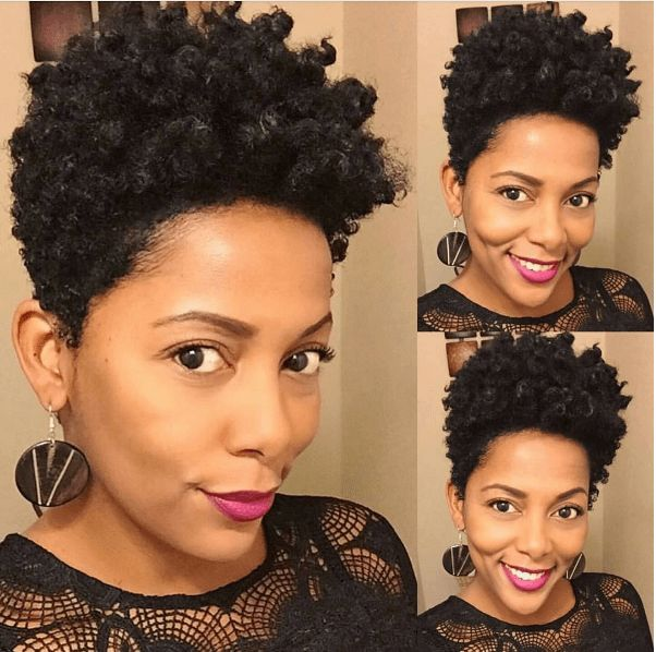 Pleasant 1000 Ideas About Short Natural Hairstyles On Pinterest Natural Hairstyles For Women Draintrainus