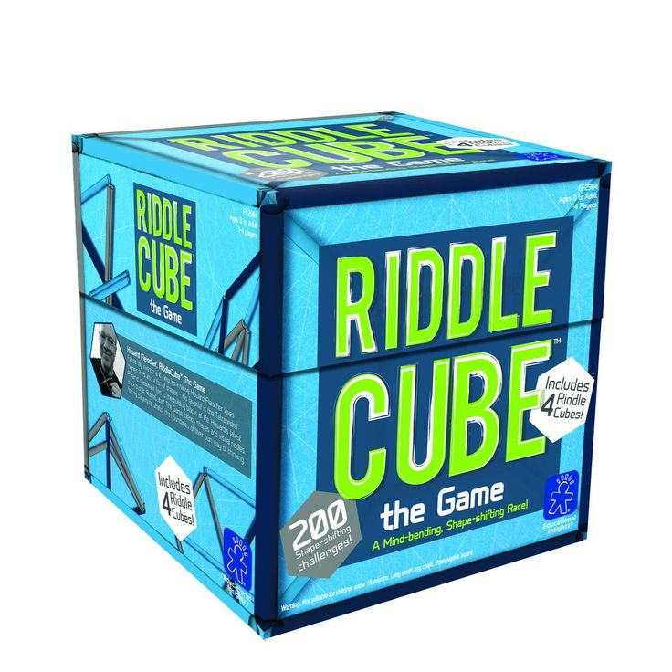 Riddle Cube