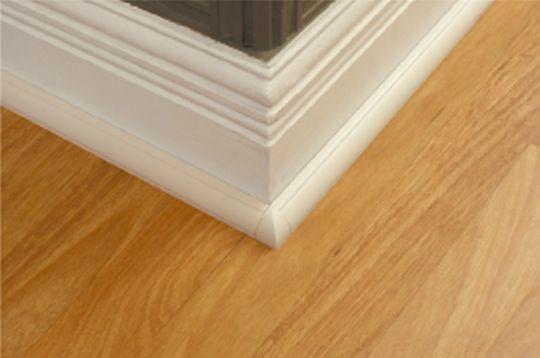 25 best ideas about floor molding on pinterest baseboards dark wood floors and grey walls. Black Bedroom Furniture Sets. Home Design Ideas