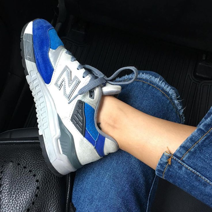 Sneakers femme - New Balance 998 Custom ©christinapaik