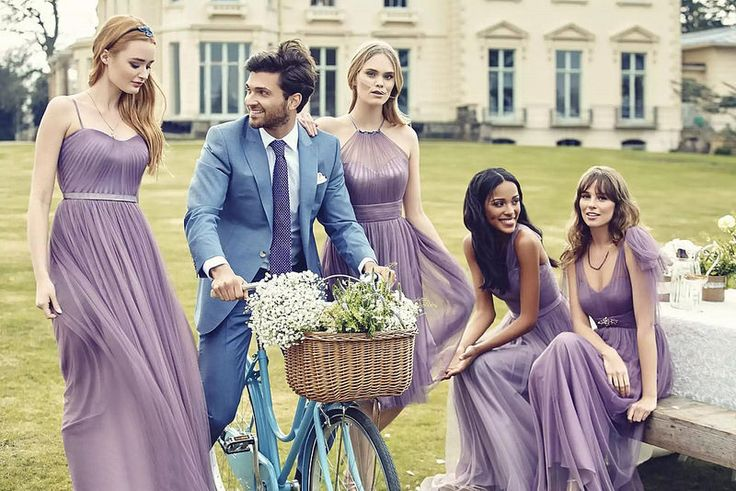 Lavender colored bridesmaid dresses from Kelsey Rose 2016 Bridesmaids Dresses | i take you #bridesmaidsdresses