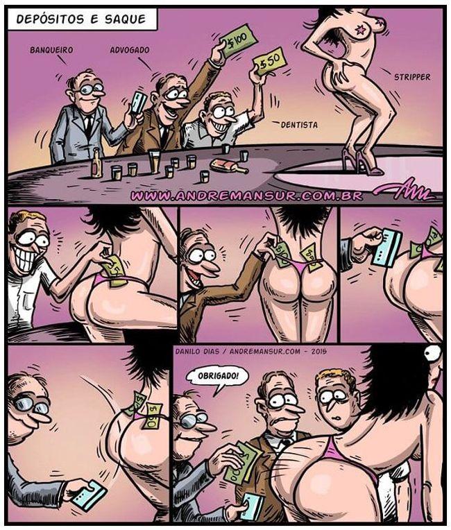 Satirinhas - Quadrinhos, tirinhas, curiosidades e muito mais! - Part 53