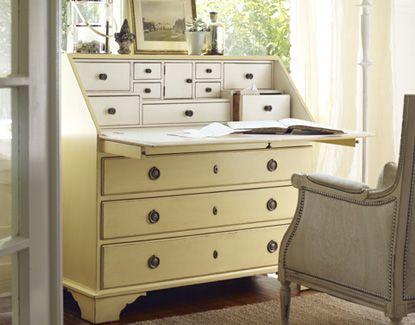 Love This Secretary Desk (color Too)