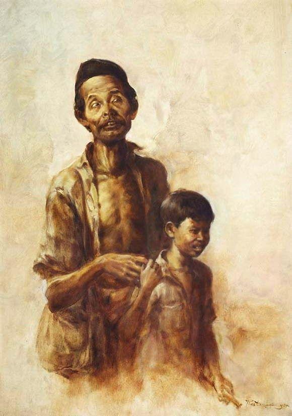 Rustamadji - Kakek dan Cucu