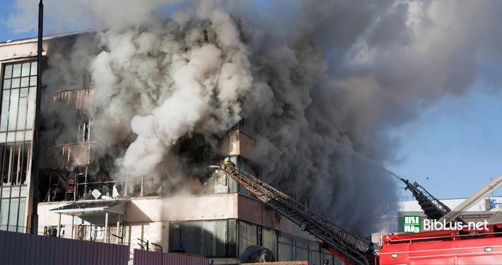 Antincendio, la nuova regola tecnica uffici: reazione al fuoco, resistenza al fuoco, compartimentazione, gestione della sicurezza antincendio, rivelazione