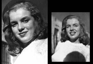 NOUVELLE RENCONTRE (1946) : Joseph JASGUR, photographe ; Il fut surpris de trouver devant la porte de son studio de Hollywood, une jeune fille timide, qui n'avait rien du mannequin classique, anxieuse, haletante. Elle avait aussi plus d'une heure de retard, ce qui l'étonna, car cela lui semblait incompatible avec le sérieux avec lequel elle abordait sa carrière. Ils continuèrent les séances photo pendant tout le mois de mars, à Zuma Beach, près de Point Dume, après Malibu, à côté des…