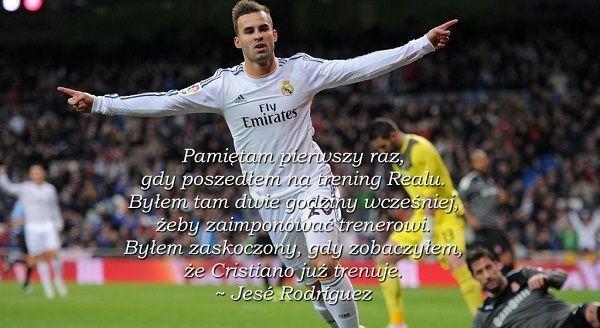 Jese Rodriguez Pierwszy trening w Realu Madryt cytaty piłkarskie #realmadrid #quotes #cytaty #football #soccer #sports #pilkanozna