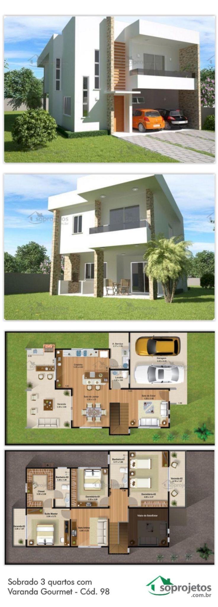 Well-Designed 3D House Plan Design Ideas https://www.futuristarchitecture.com/23493-3d-house-plan.html