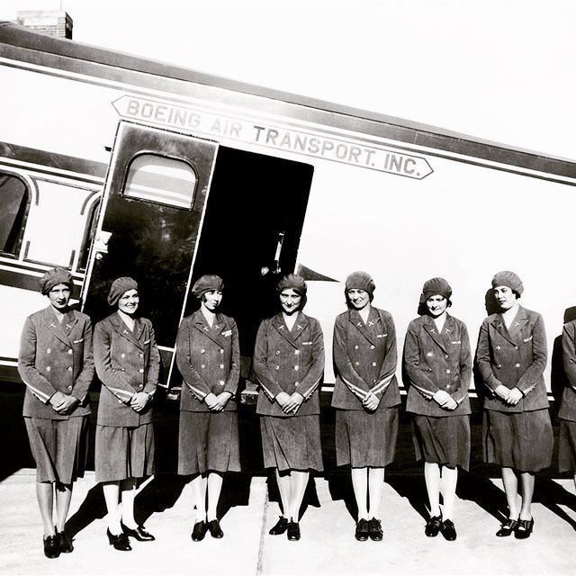 HAPPY FLIGHT ATTENDANT DAY ✈️31st of May 🛩🎊🎉 The first flight attendant was Heinrich Kubis (1912) from Germany who attended passengers on DELAG Zeppelin LZ 10 Schwaben. First female air hostess was Ellen Church. She began flying in the 1930s. With Nelly Diener being the first air stewardess from Europe 🌎 Let's celebrate 🎈 #international #aircrew #day #internationalaviationday