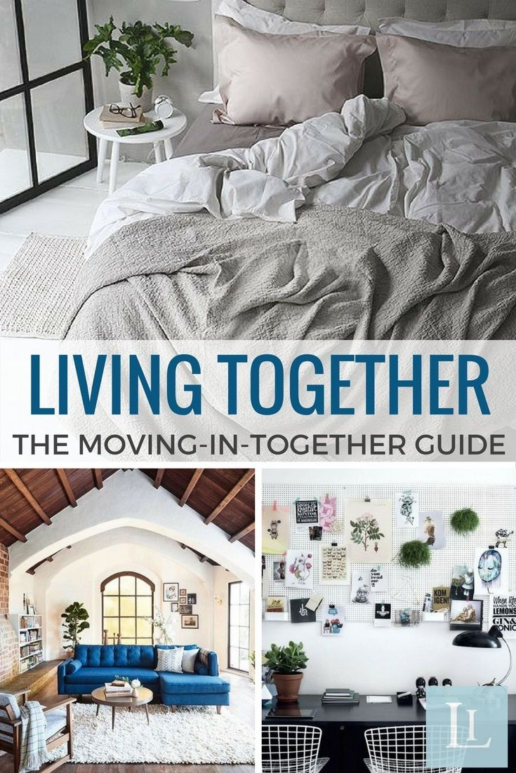 Moving in with your partner can and will be both exciting and frustrating. Sometimes the biggest challenge when living together is deciding on the design aesthetic. If you and your partner's tastes in decor vary drastically, you are not alone. Couples won't always agree on every design decision and it's important to compromise. Check out our tips on how to decorate your shared living space!