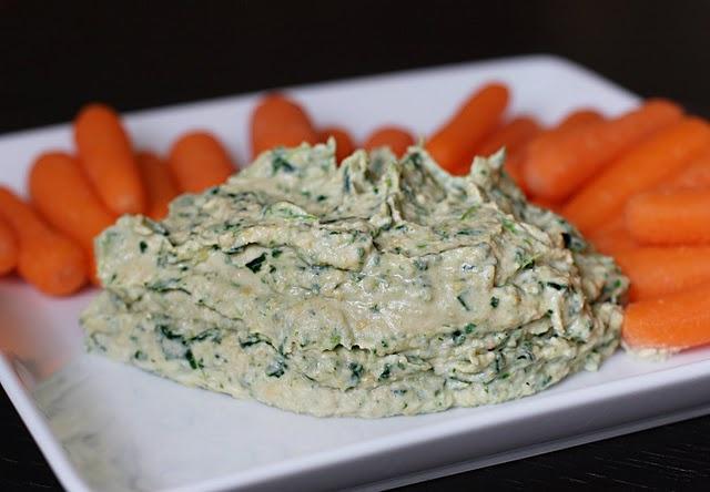 Spinach and artichoke hummus | Yummy Eats - Sides, Salads & Snacks ...