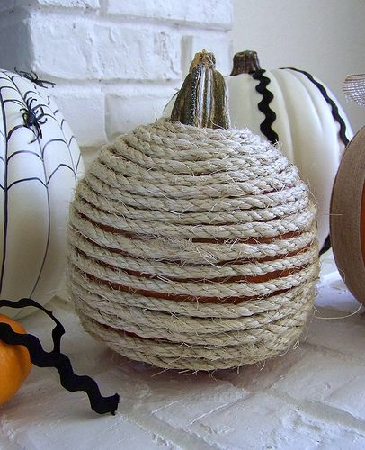 sisal rope pumpkin - Sisal Rope