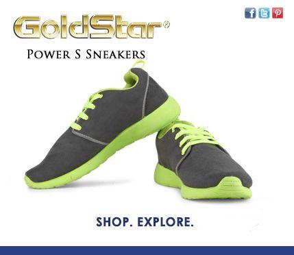 Power Sneakers
