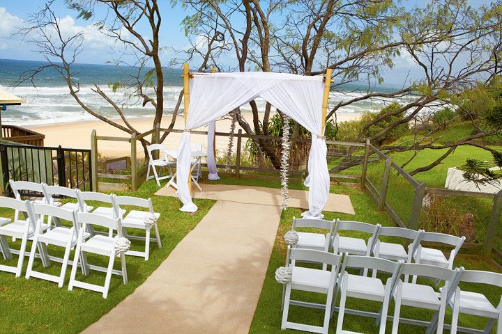 beautiful ceremony location on the Sunshine Coast - Sunshine Beach Surf Club