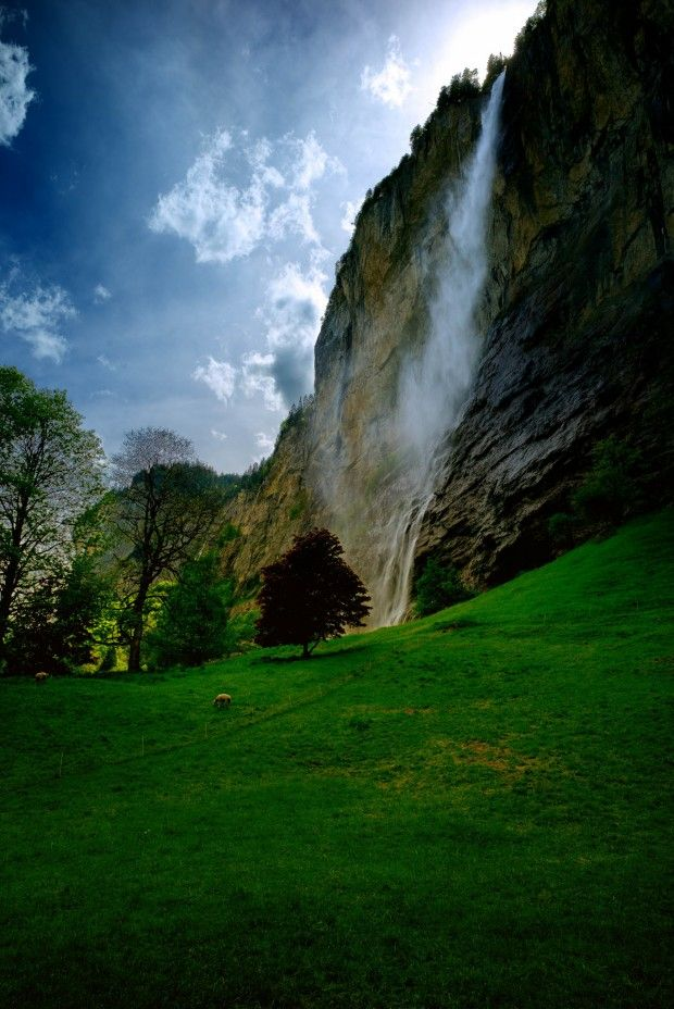 Lauterbrunnen Valley – The Most Paradise Place In Switzerland-1