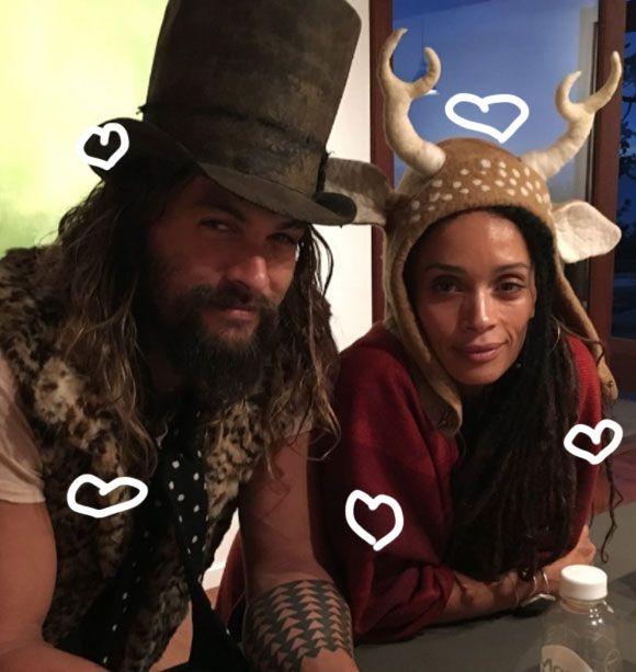 Jason Momoa Lisa Bonet Are Officially Married Details On