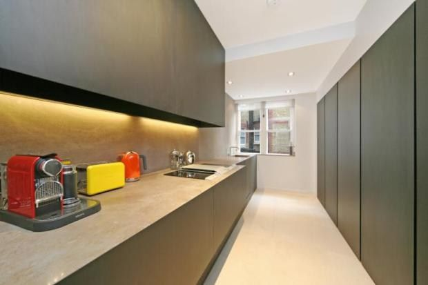 Aluminium Minotti Cucine 'Maya' kitchen