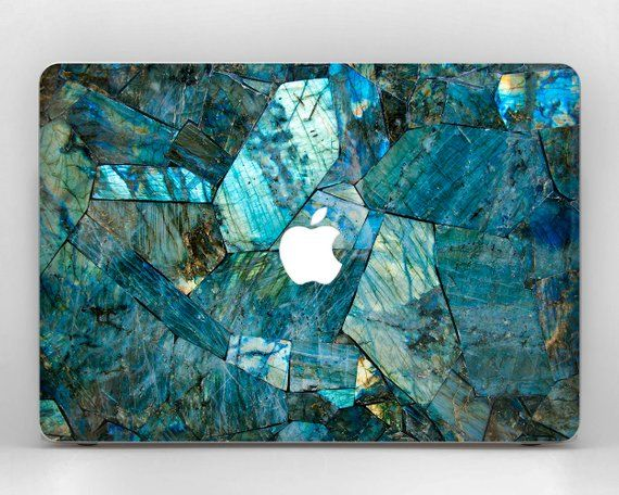 stone macbook skin green stone macbook macbook air 13 pro 15 decal vinyl sticker MacBook pro 2018 A1932 MacBook retina decal A1990 mac 11