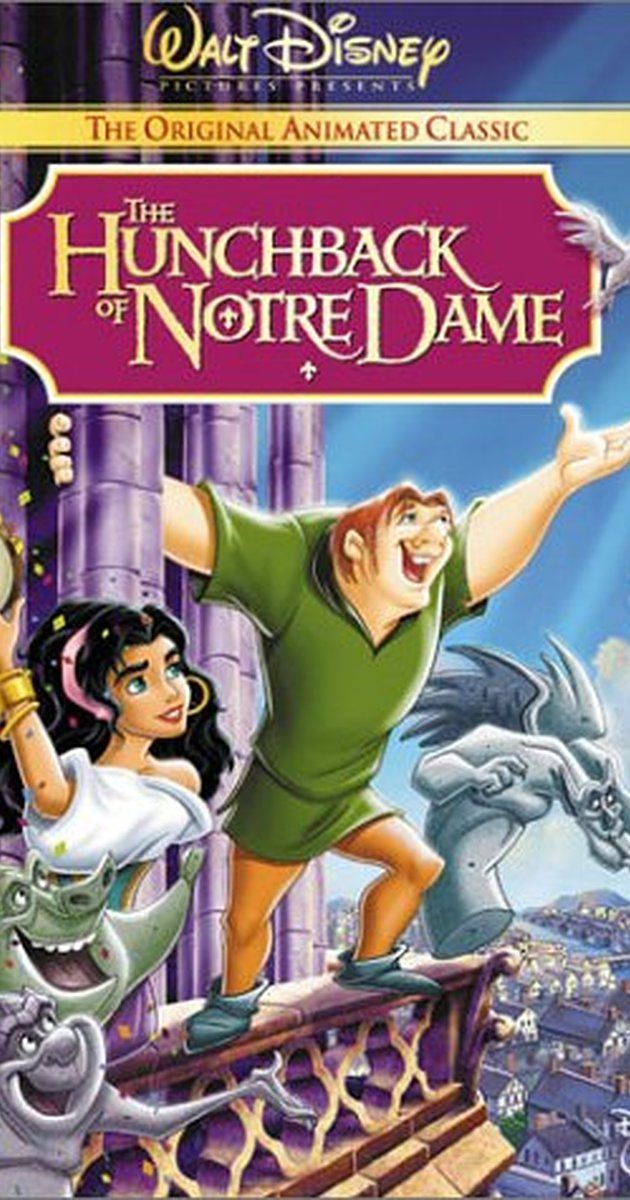 The Hunchback of Notre Dame (1996) - IMDb