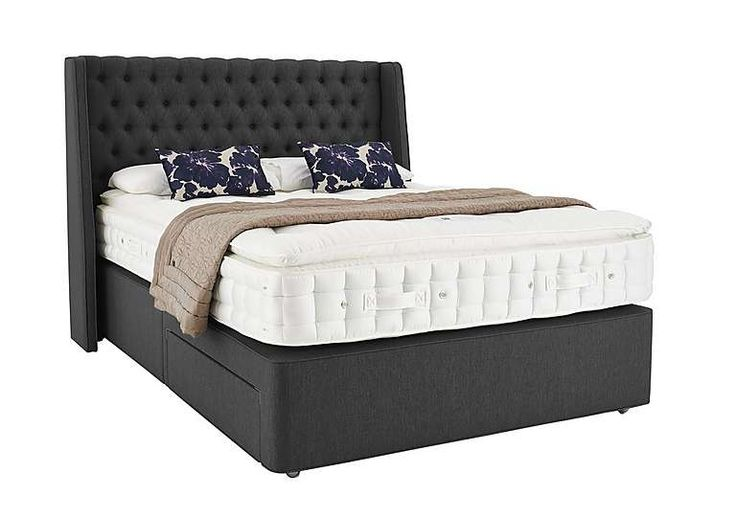 17 best ideas about king size divan bed on pinterest for Super king size bed divan base