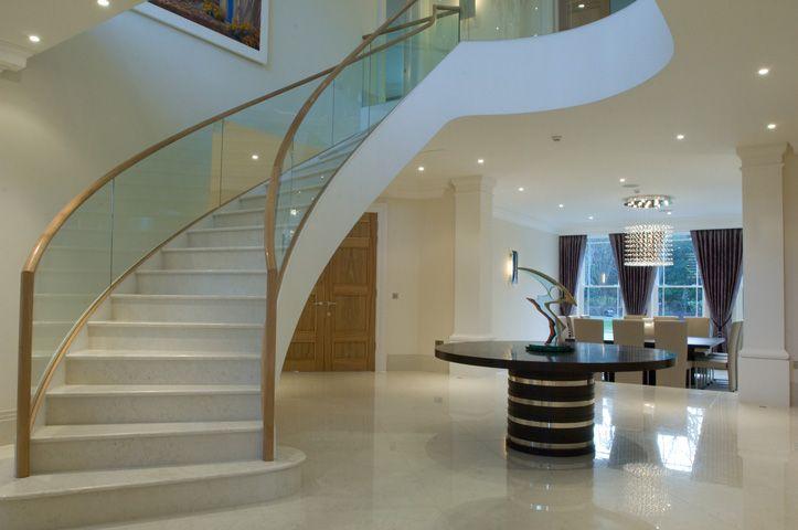 Staircase design, Sable Interiors