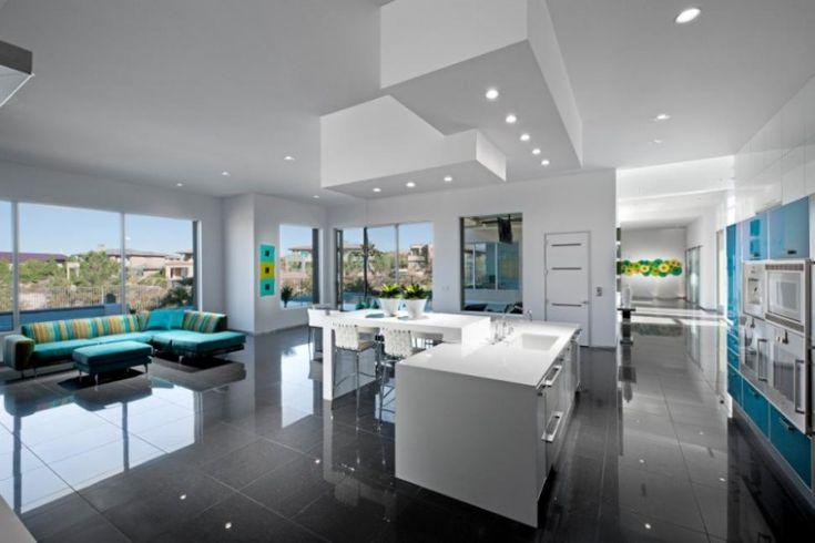 15 Dinge über Wohnzimmer Mit Küche Modern Sie M…