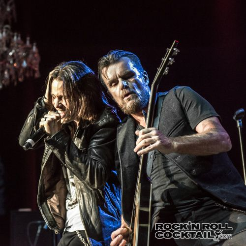 Myles Kennedy and Billy Duffy - Kings of Chaos