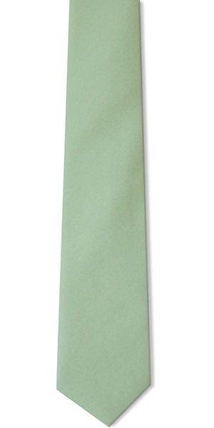 Sage Green Wedding Tie - for color comparison purposes