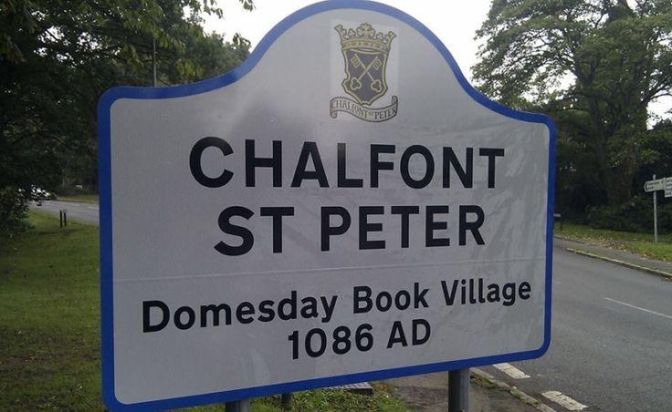 CHALFONT ST PETER BUCKS