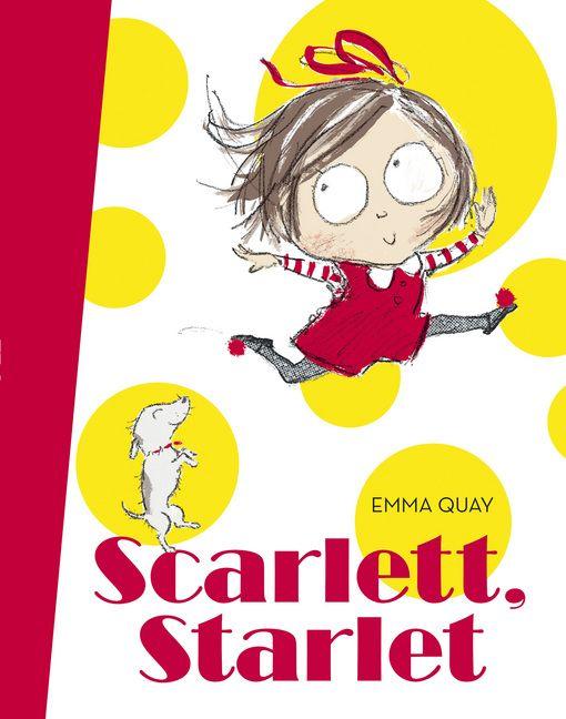 Scarlett Stalet by Emma Quay http://childrensbooksdaily.com/book-people-emma-quay/