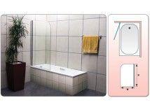 Shower/Bath Screen - F7201