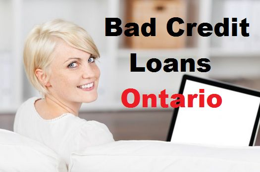 Bad credit loans Ontario are the fantastic fiscal option for the loan seekers who are struggling with funds and also having worst credit scores.