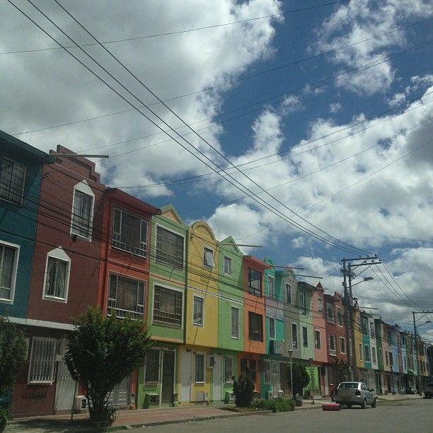 Tibabuyes, Bogotá