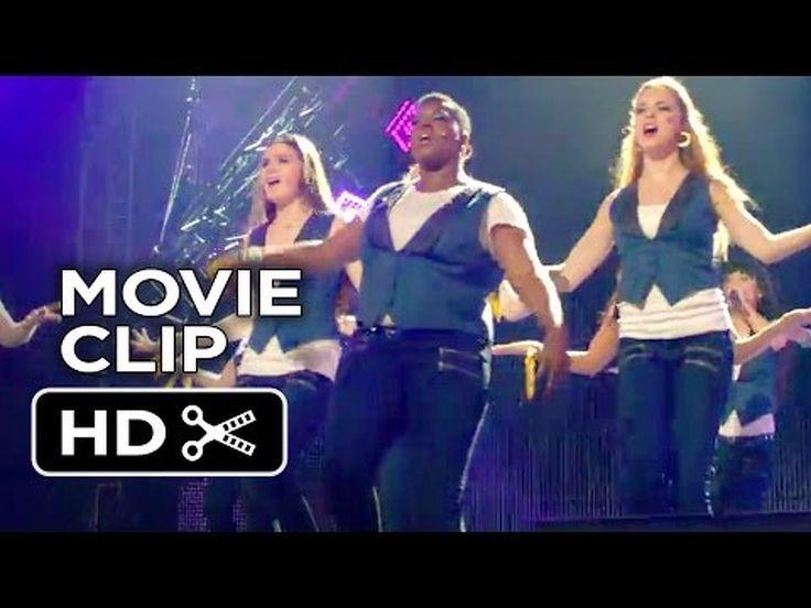 Pitch Perfect 2 Movie CLIP - World Championship (2015) - Rebel Wilson Anna Kendrick Movie HD - Vidi - VIDEO: Pitch Perfect 2 Movie CLIP - World Championship (2015) - Rebel Wilson Anna Kendrick Movie HD - http://ift.tt/29tmSFz