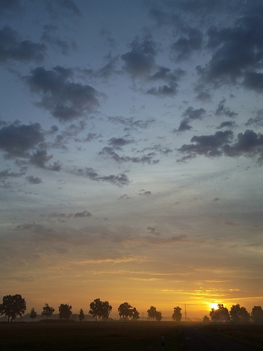 Sunrise - Taken by Photodesaster on a Galaxy S II