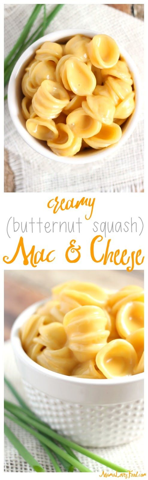 Creamy Butternut Squash Mac #SproutFoods ad