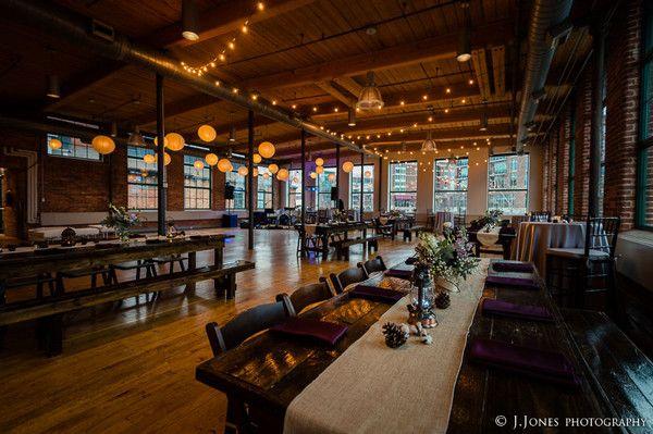 Huguenot Mill and Loft - Greenville, SC Wedding Venue
