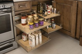 Schuler Cabinets | Food and Pantry