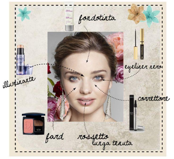 #makeup #first_date #trucco per il tuo primo appuntamento #tutorial http://www.centobattitiperminuto.it/dating-tips/tutorial-trucco-da-sera